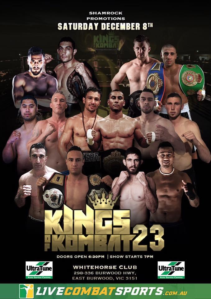Hisham Hanna boxing